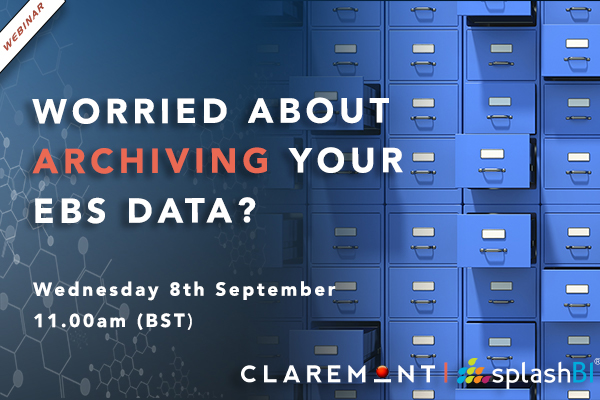 Thumbnail for Worried about Archiving your Oracle EBS data?